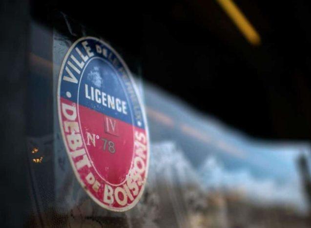 Licence 4 d'un établissement débit de boissons