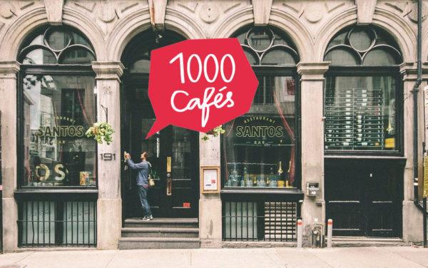 Projet 1000 cafés groupe SOS licence 4