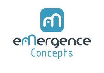 logo emergece concept licence 4